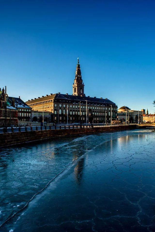 Frozen Lake Iphone 4s Wallpapers Copenhagen Denmark Denmark