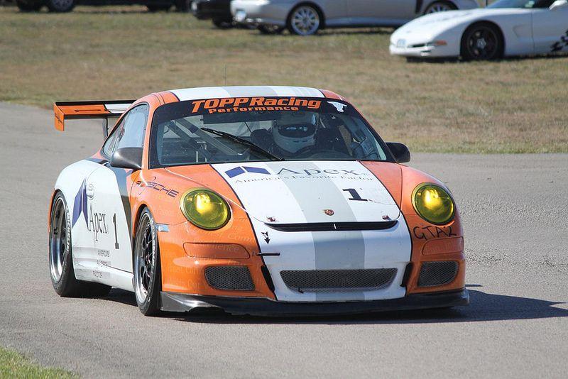 Built for the Track Porsche dealership, Porsche, Porsche 911