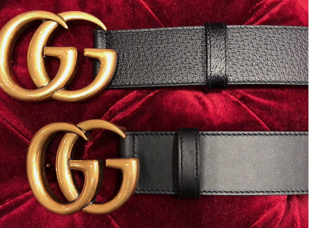 Gucci belt review comparison how to choose size and