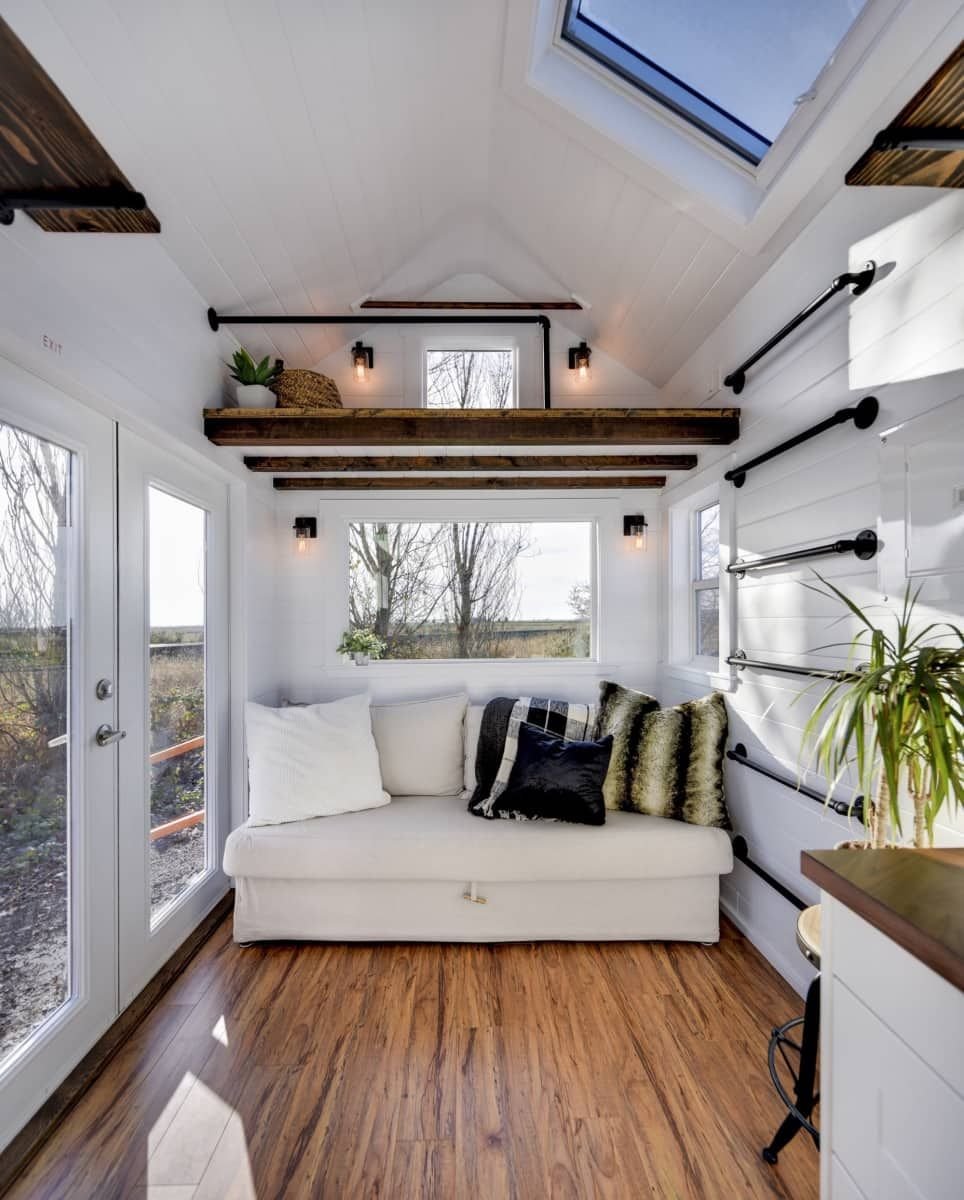 Tiny House Listings: Tiny Houses For Sale and Rent #tinyhouses