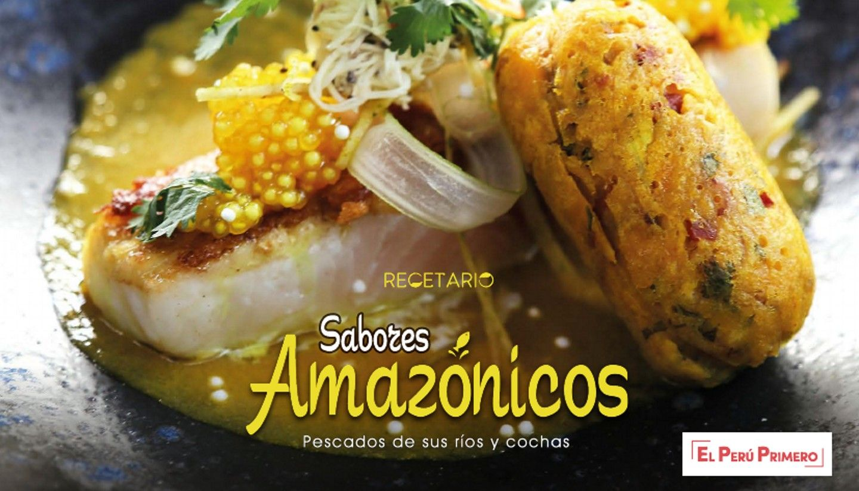 Descarga Gratis El Recetario De Cocina Peruana Con Pescados De Rio