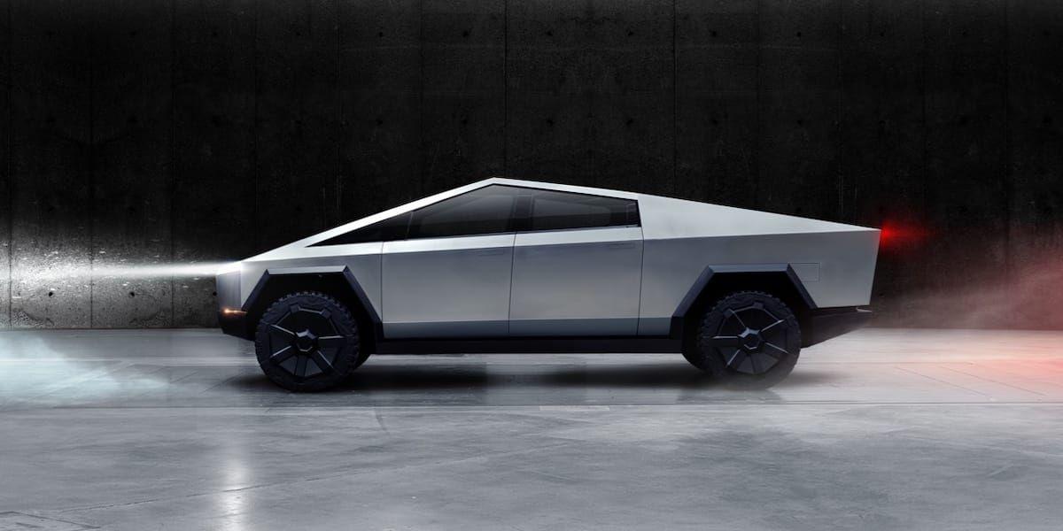 Tesla Cybertruck Top Reichweite Und Design Aber Nicht Zulassungsfahig New Tesla Tesla Motors Tesla