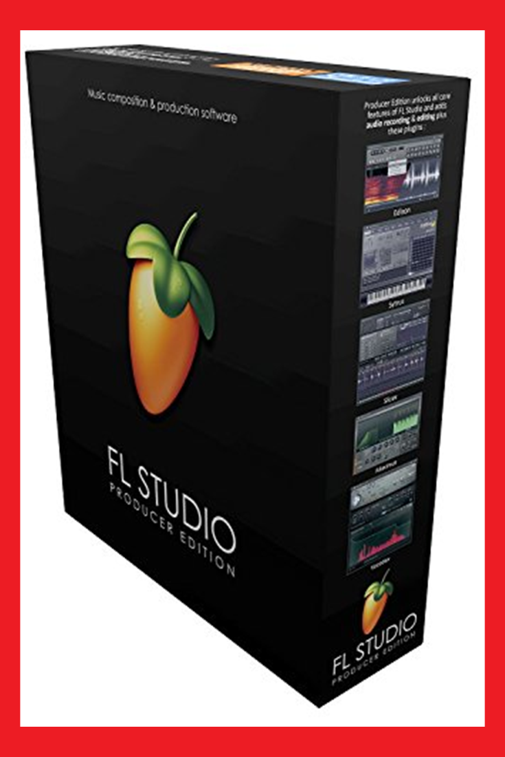 Image Line FL Studio 12 Producer Edition (Discontinued)