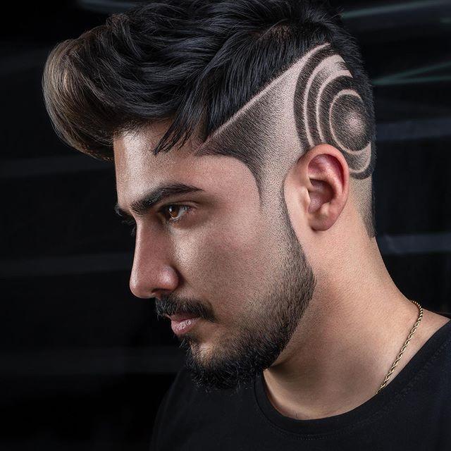 62 Moderne Männer Frisuren Haben Sie Noch Nie Gesehen in 2020   Haarschnitt männer, Männer