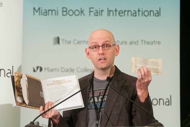 Brad meltzer mbfi30 brad meltzer book fair books