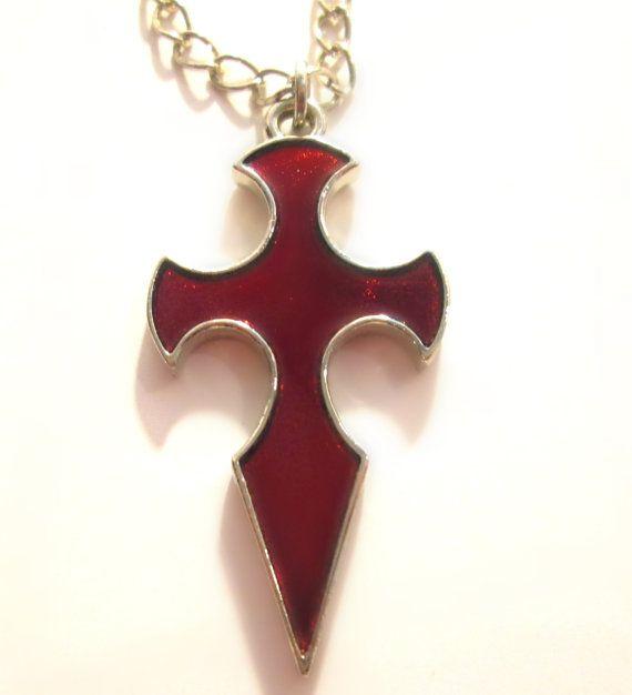 Sword Art Online SAO Necklace Pendant 4cm US Seller