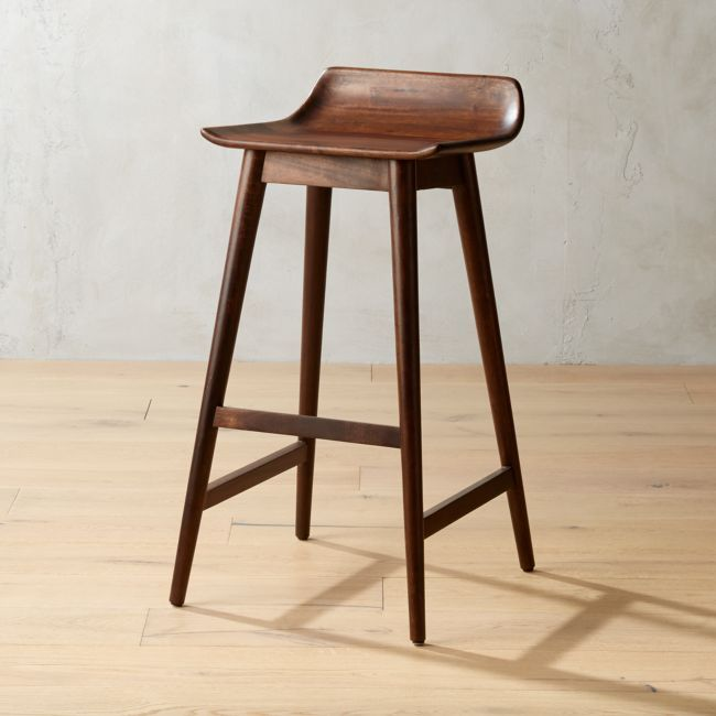 Wainscott 30 Bar Stool Reviews Bar Stools Wood Bar Stools
