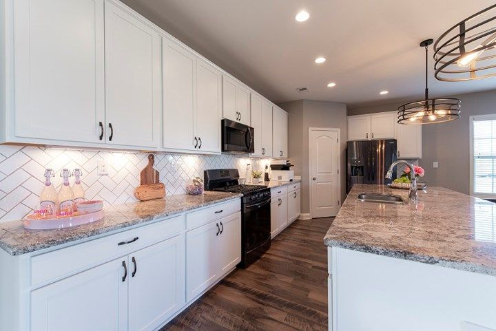 The Albany (With images) | Albany, Kitchen cabinets, New homes