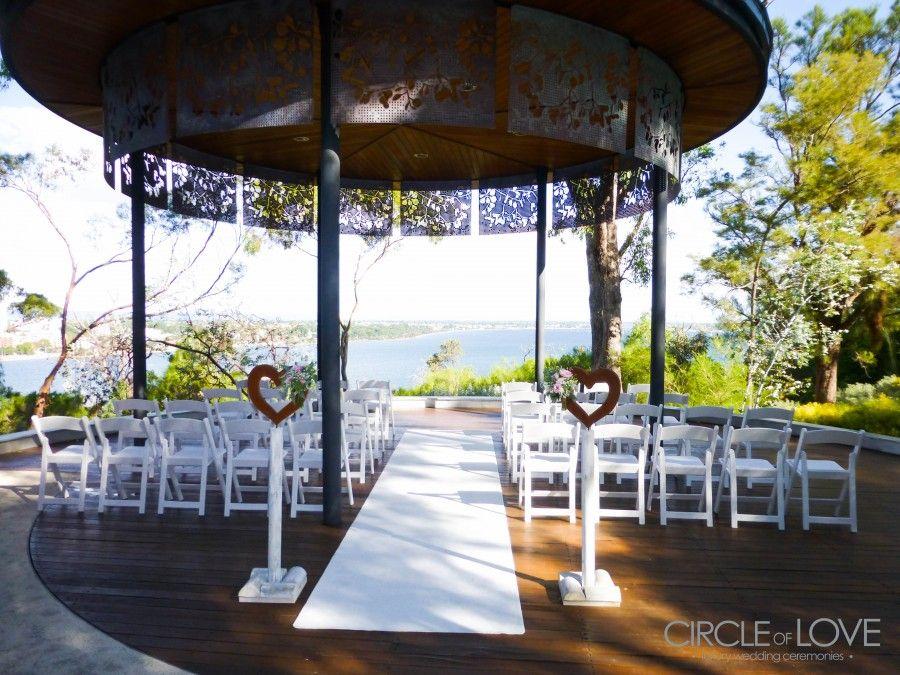 Kings Park Wedding Perth Decorators Hire