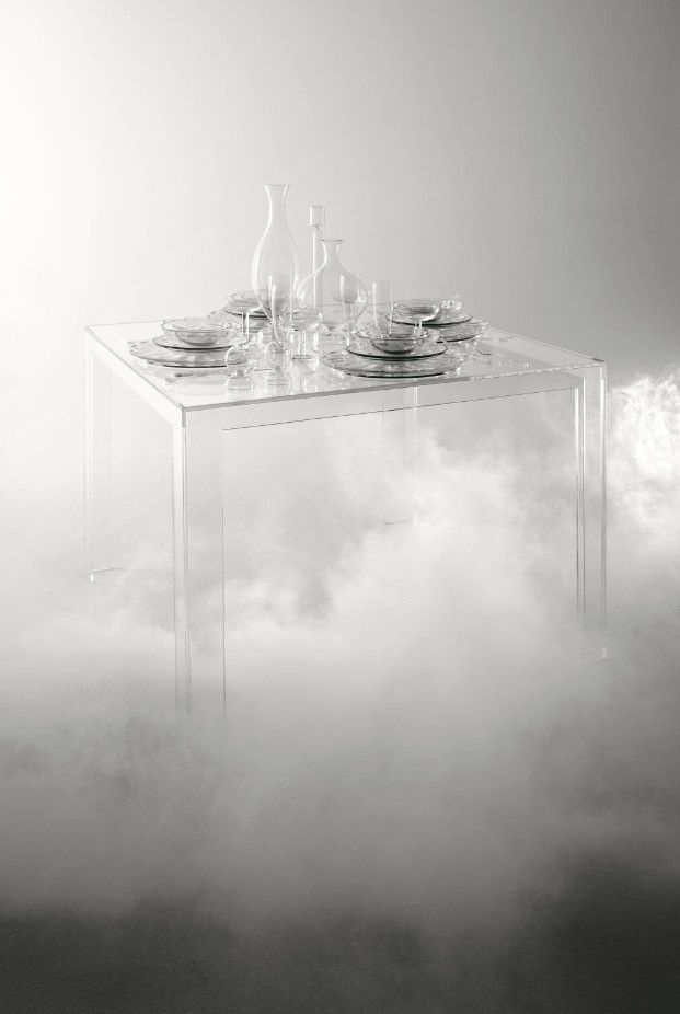 transparent | wishing you a graceful 2014! in the pic: invisible, Möbel