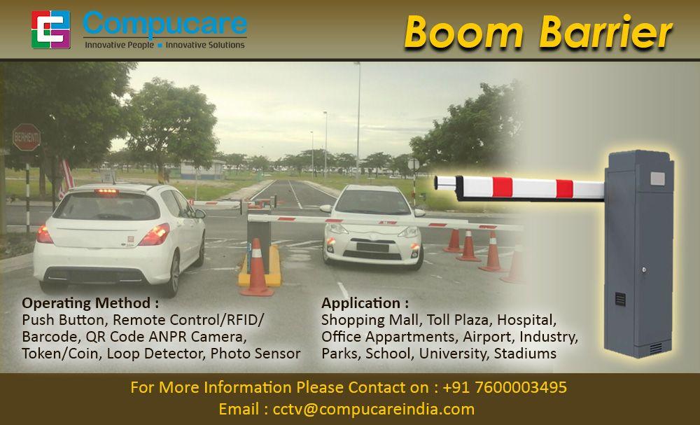 Boom Barrier Baroda, Remote control, Vadodara