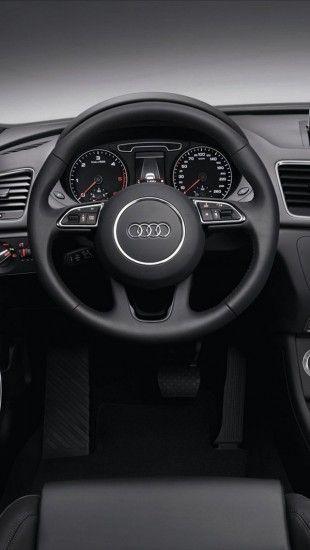 2012 Audi Q3 Dashboard The Iphone Wallpapers Audi Q3 Audi Iphone Wallpaper