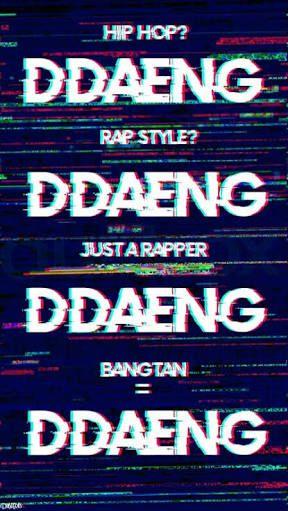 Ddaeng Bts Wallpaper Lirik Lagu Lagu Lirik