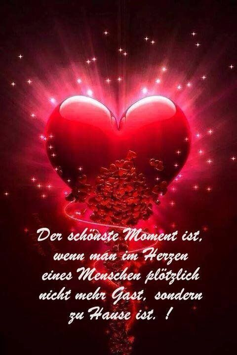 Gedanken Ich Liebe Dich Schatz Worte Der Liebe Und Schone Herzen