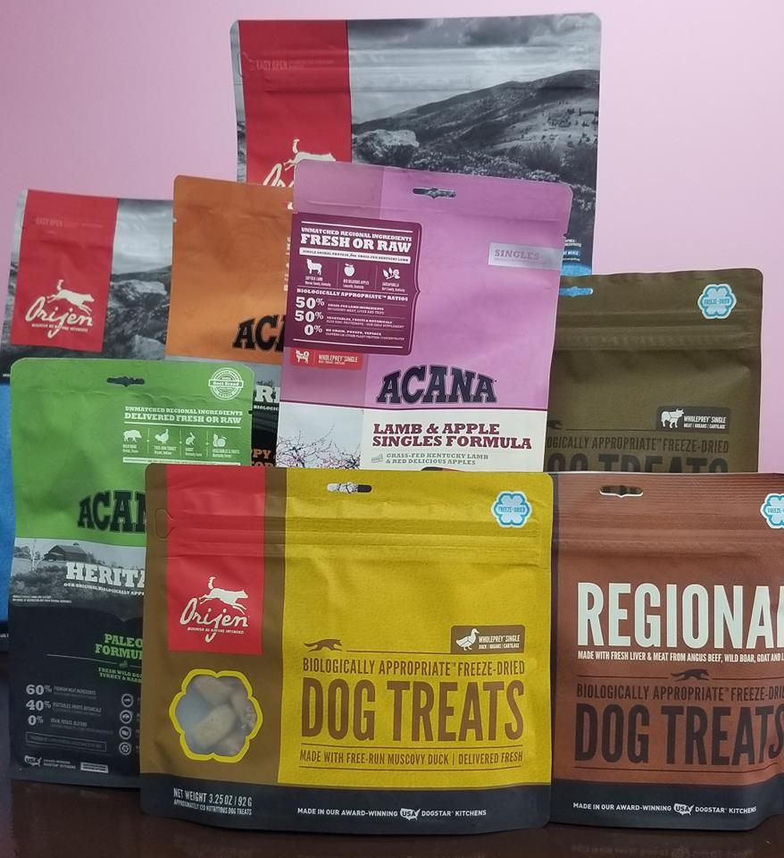 Did You Know Your Favorite Dog Food Brand Acana Makes Pawesomely