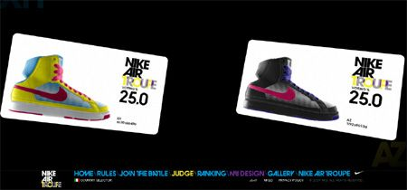 Troupe Battle by Nike EMEA, together with Japanese agency Root