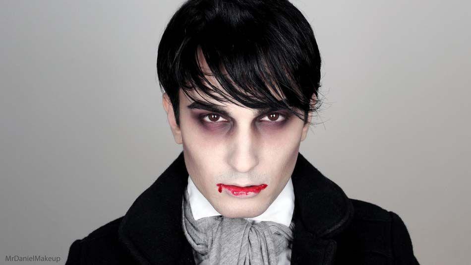 Maquillage Homme Halloween \u2013 16 idées pour réussir une