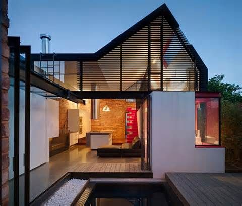 Funky House Modern Architecture House Architecture House House