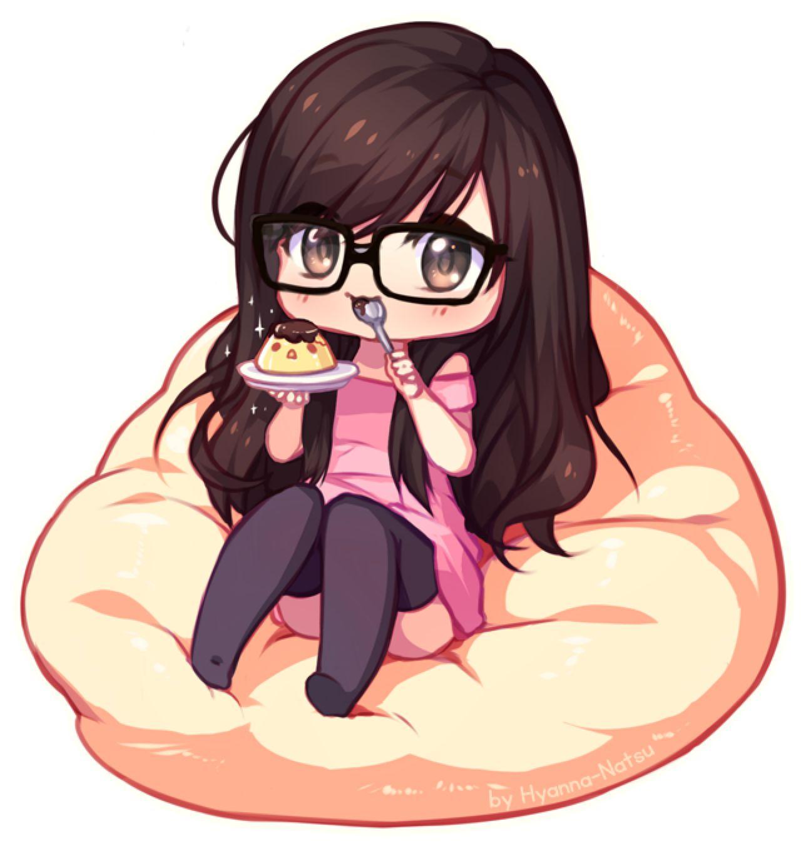 Commission Yummy gigapuddi by HyannaNatsu on