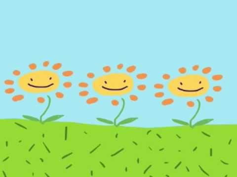 Spanish song for spring - Somos como las flores | Spanish songs ...