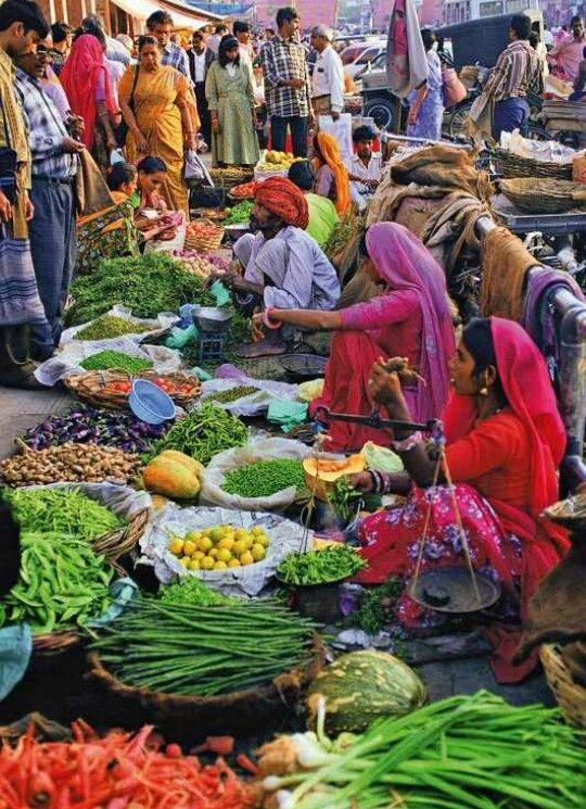 farmers market, india