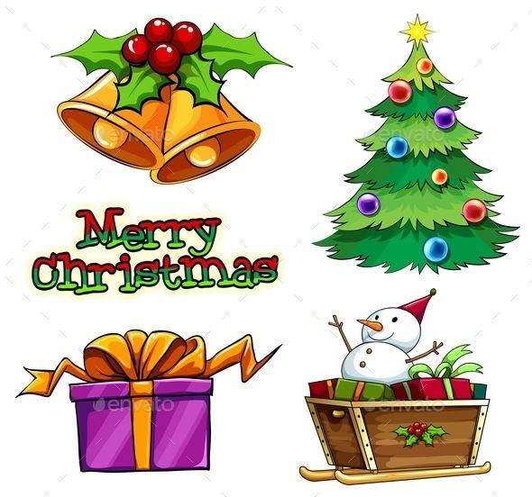 Group of Christmas Decors Fonts-logos-icons Pinterest - christmas decors
