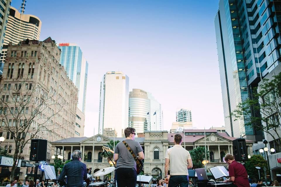 He City Sounds Is The Largest Longest Running Free Live Music Program Of Its Kind In Australia Presenting Music In Nine Cbd Lo Brisbane Airport Reggae Scenes