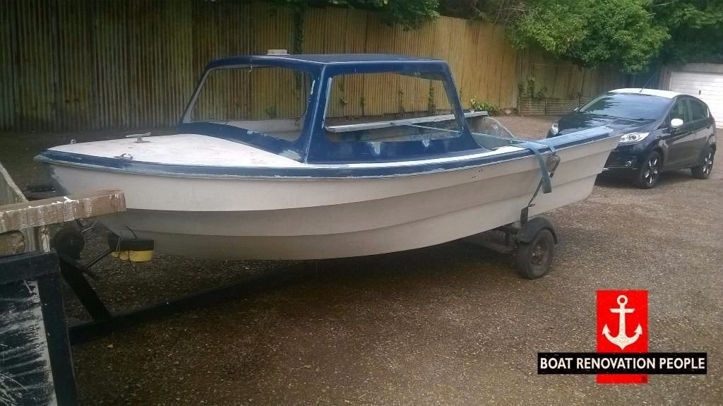 This listing is for a 14 foot dejon fishing boat day for 14 ft fishing boat
