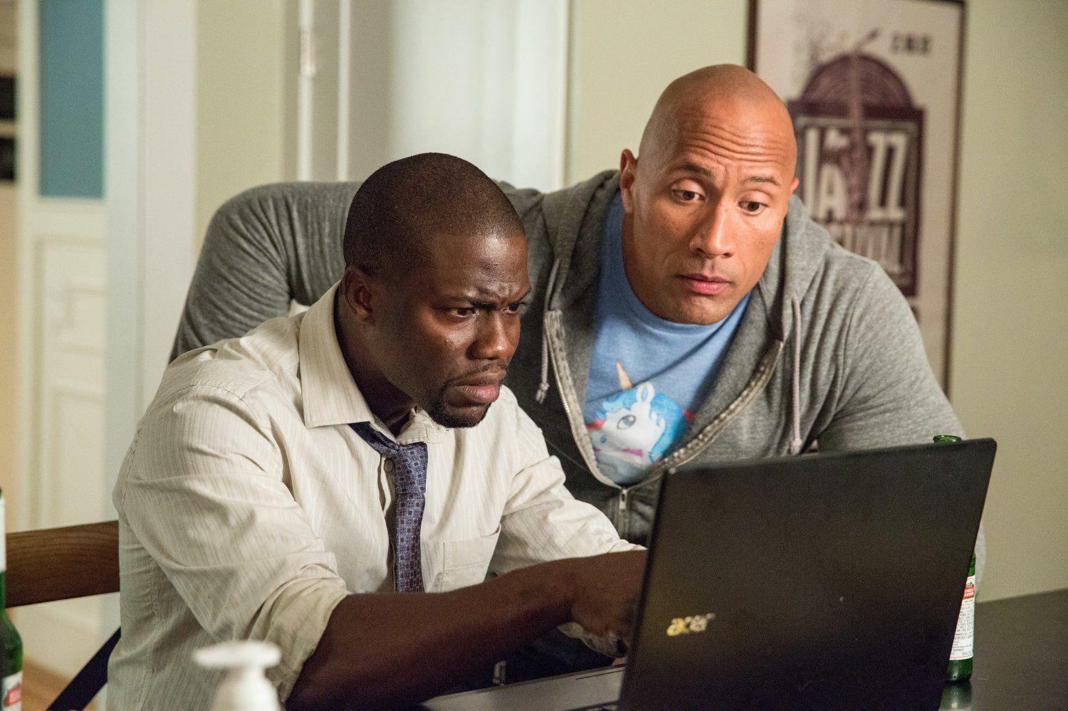 24 New HiRes Images from CENTRAL INTELLIGENCE Starring