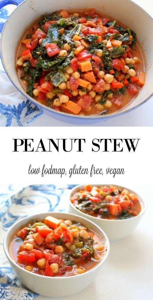 Peanut Stew