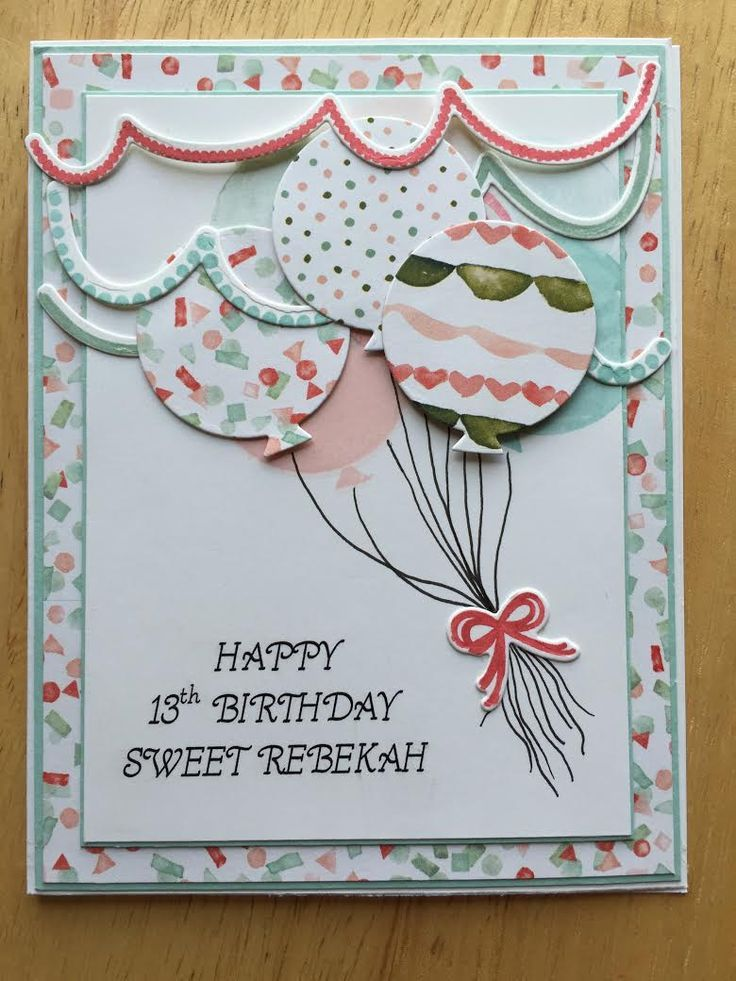 Pinterest Stampin Up Inside The Lines Dsp Birthday Bouquet On