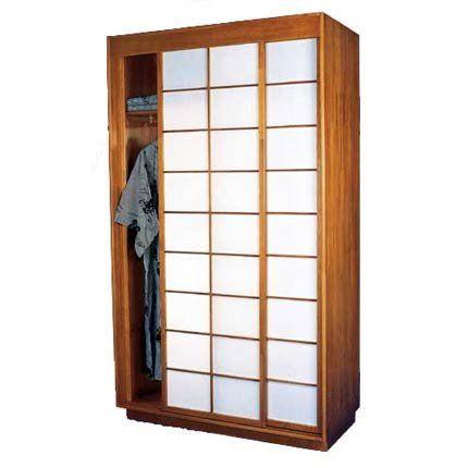 Armoire Japonaise Rangement Chambre Mobilier De Salon Armoire