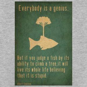 Everybody is a genius - Kids Premium T-Shirt   n2cShells