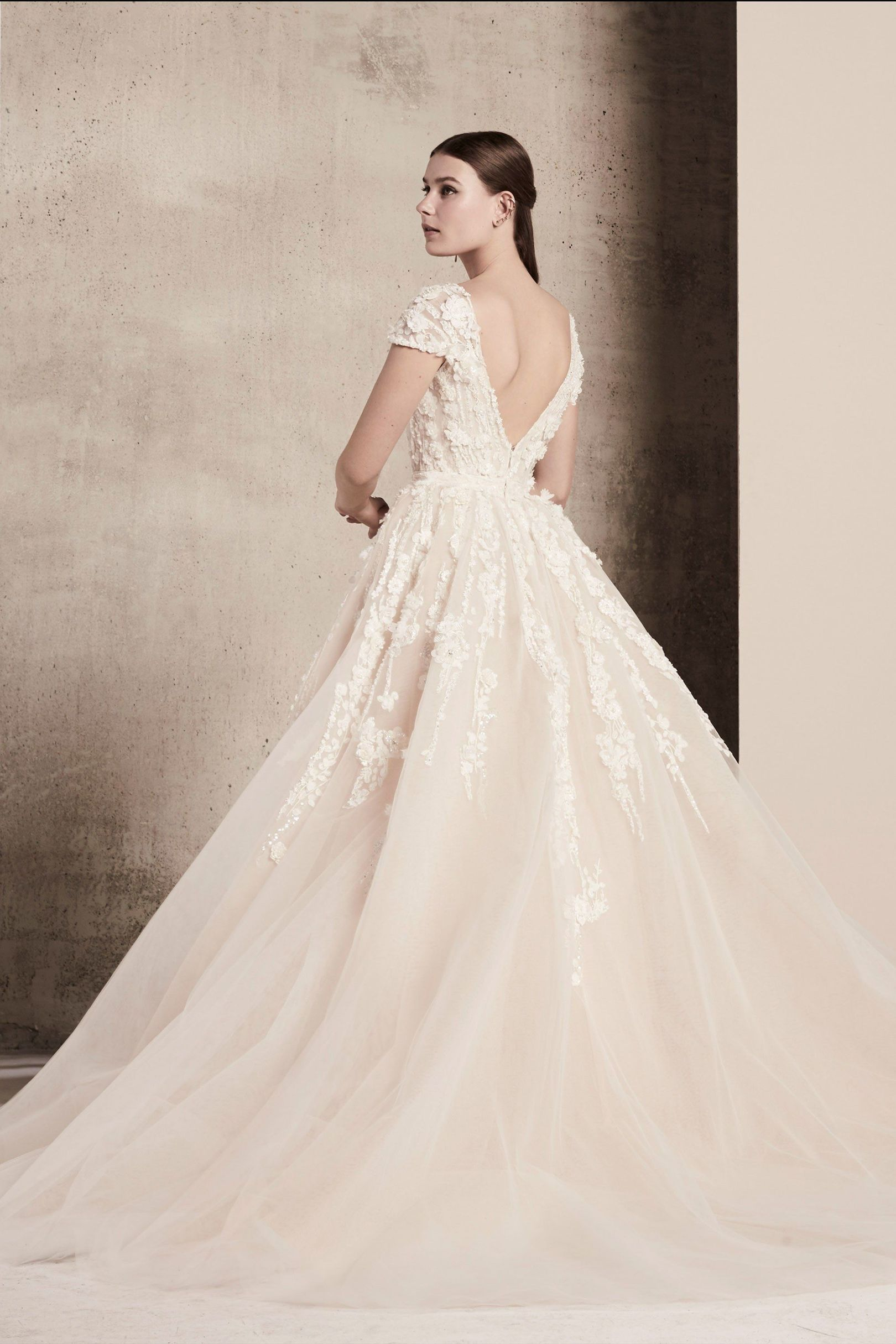 Vera wang ball gown wedding dress  Best Of Bridal The Most Beautiful Wedding Dresses Of Bridal Fashion