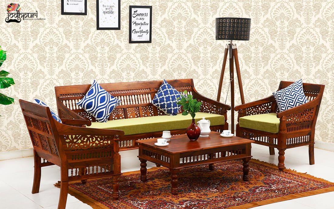 We Are Going To Serve You With Several Woodensofaset You Won T Have To Worry For Any Sort Of Furniture As We Are A One Sto In 2020 Wooden Sofa Set Sofa