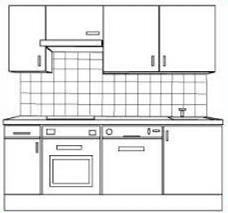 White Kitchen Cabinets Clipart Google Search Kitchen