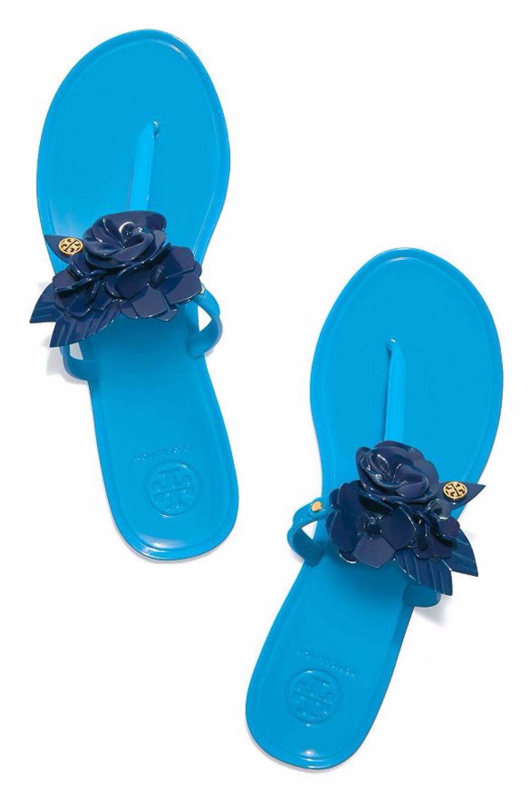 be33e900b8eb1 Tory Burch Blossom Jelly Thong Sandal