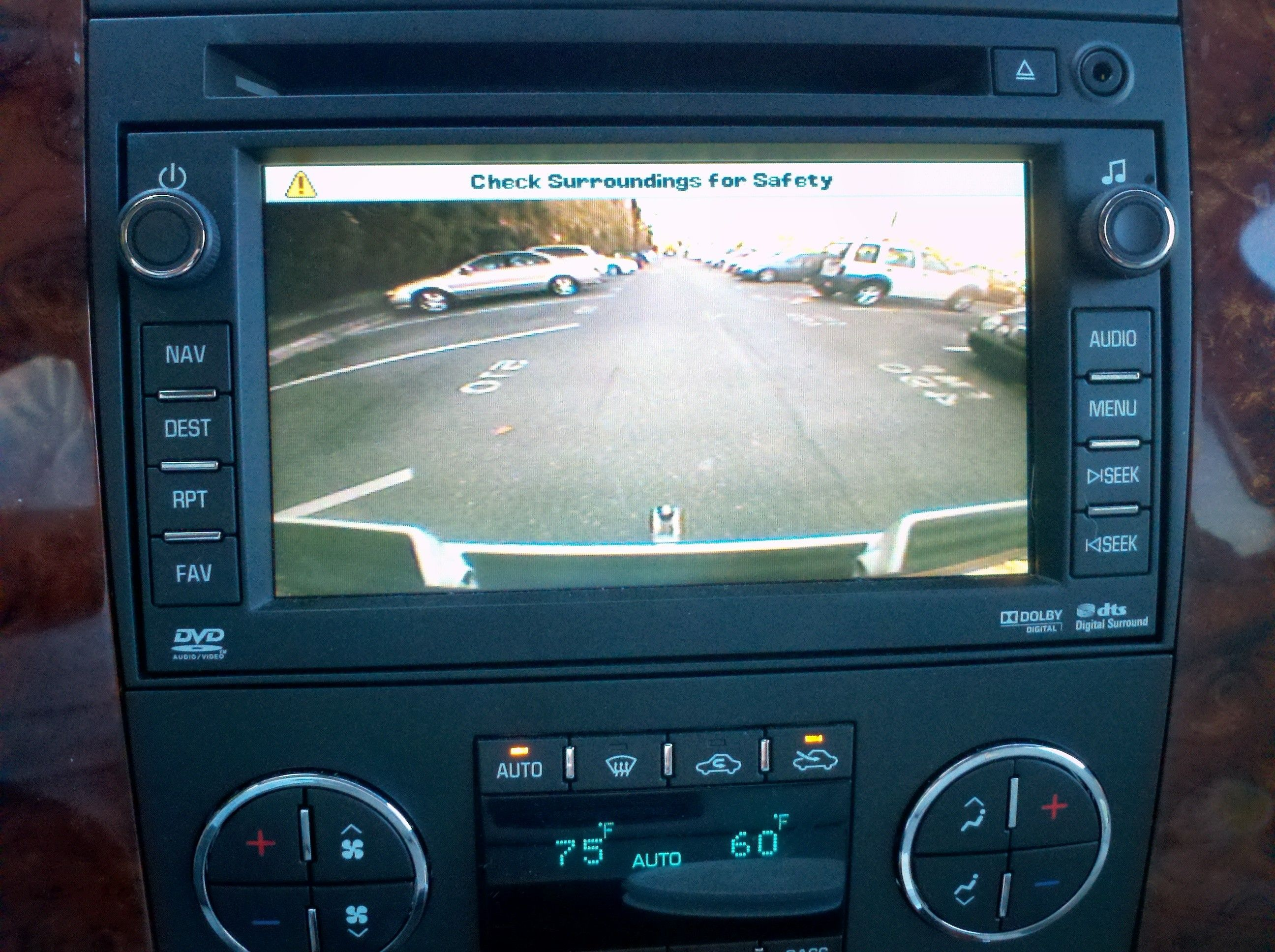 2014 2015 Gm Tailgate Handle Backup Camera Fitments 2014