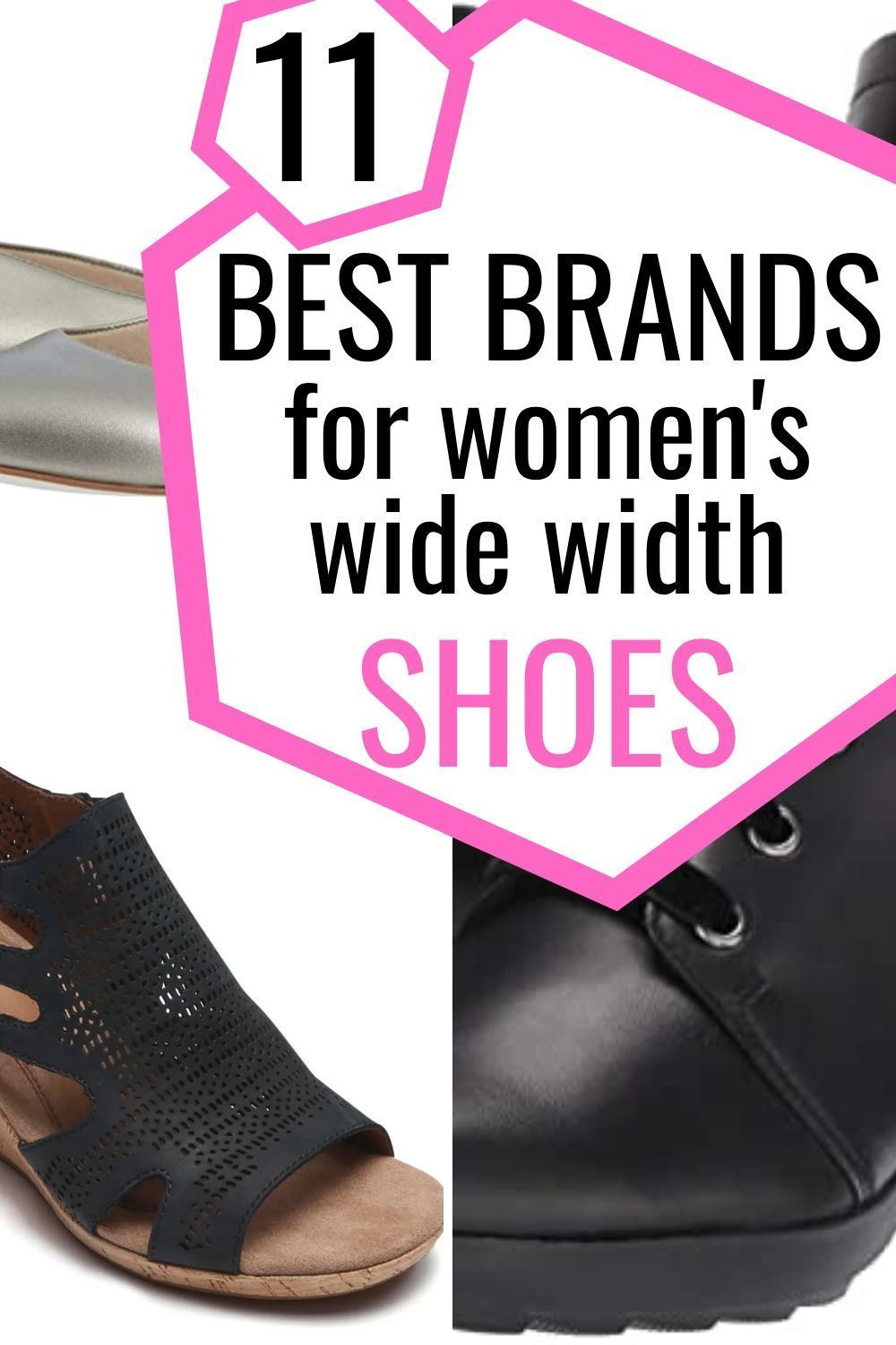 Pin on Wide Shoes for Women Flats