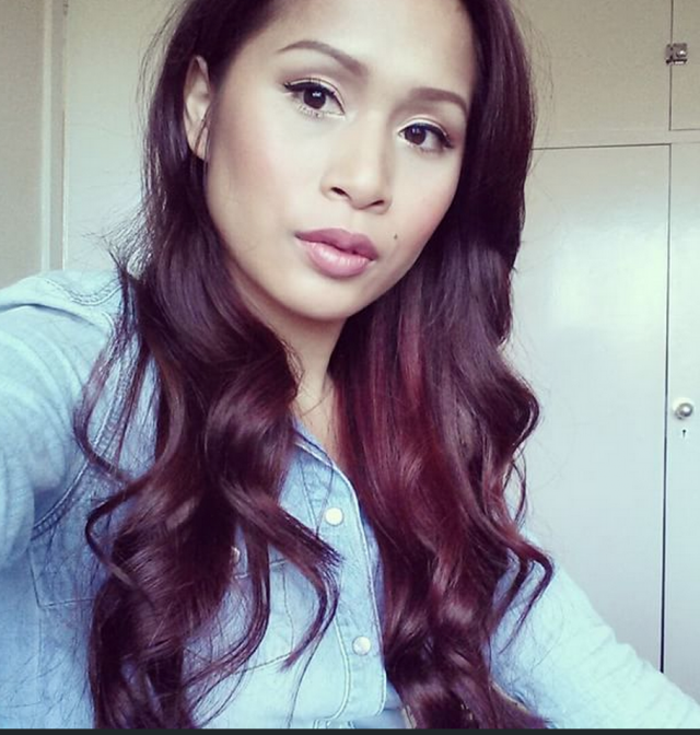 Marsala Hair: 9 IG Girls Acing The Trend