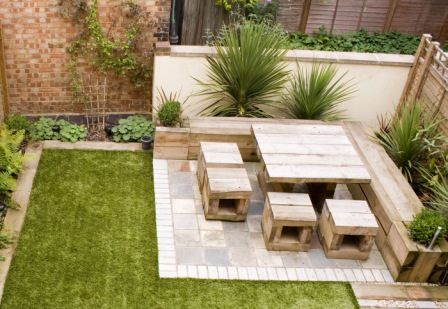 The Low Maintenance Garden Garden By Earth Designs Www Earthdesigns Co