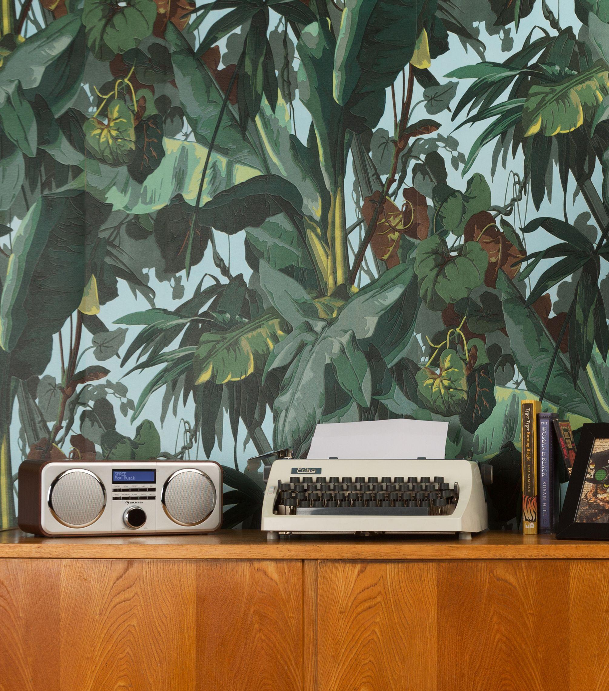 Retro trifft Moderne. Das Georgia DAB-Radio von auna eignet sich ideal als nostalgischer Blickfang, egal ob in einem modernen oder traditionell eingerichtetem Wohnzimmer.