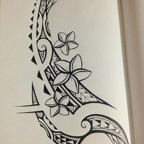 Hawaiian Tribal Drawings Tumblr Google Search Arte Da Tatuagem