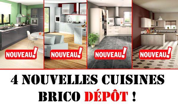 cuisines brico Dépot http://blog-brico-depot.fr/cuisine-brico ...