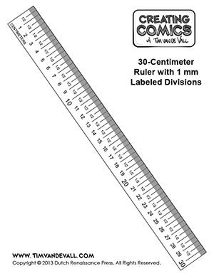 graphic regarding Printable Cm Ruler known as Printable Paper Ruler Centimeters In general Science