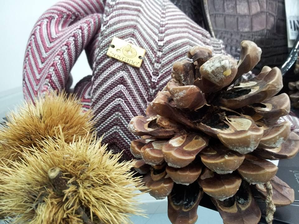 Sciarpa Sovrano Tricot