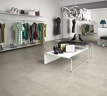 carrelage effet b ton capoeira decoceram le r seau. Black Bedroom Furniture Sets. Home Design Ideas