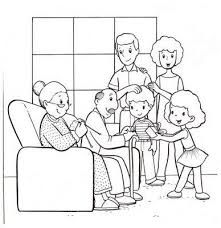 Pin By Sundayschoolist On 000 Kid Life Family Coloring Pages