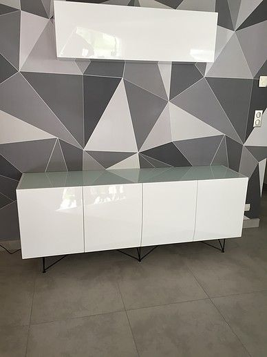 meuble facet d mesure design d espaces et meubles sur mesure papier peint facet cole and. Black Bedroom Furniture Sets. Home Design Ideas