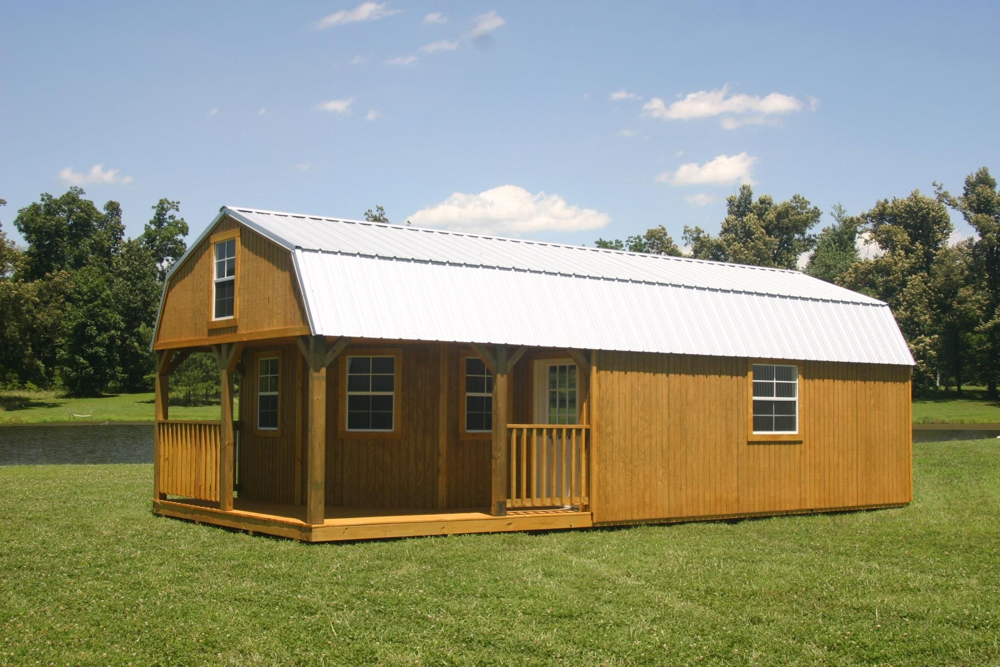 Southern Homes Of Statesboro Derkesn Portable Buildings